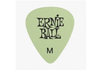 Ernie Ball Super Glow Guitar Picks Medium - 1 Adet Pena