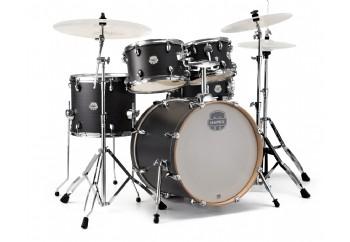 Mapex ST5045F Storm 5Pc Fusion Drum Set IK - Ebony Blue Grain - Davul Seti