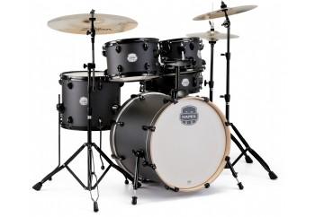 Mapex ST5045F Storm 5Pc Fusion Drum Set IZ - Deep Black - Davul Seti