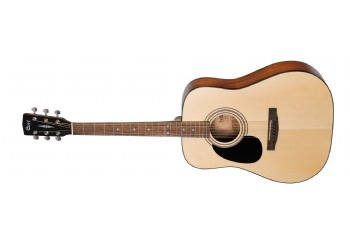 Cort AD810LH OP-Open Pore - Solak Akustik Gitar