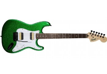 Squier Affinity Stratocaster HH with Tremolo Candy Green