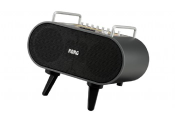 Korg Stageman 80 Rhythm Machine Amplifier and PA System - Davul Makinesi