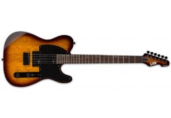 LTD TE-200 TSB - Tobacco Sunburst - Elektro Gitar