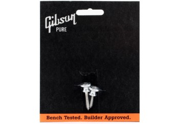 Gibson Accessories Strap Buttons Aluminum PREP-020