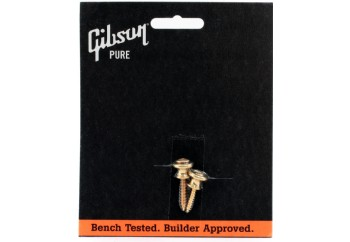 Gibson Accessories Strap Buttons Brass PREP-010 - Askı Pin