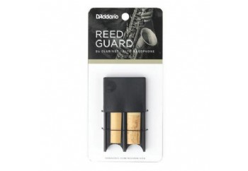D'Addario Reed Guards DRGRD4ACBK - Small - Black