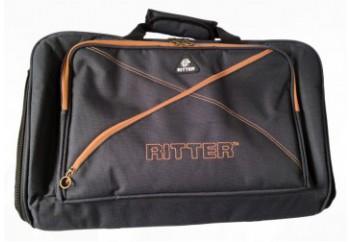 Ritter RAS7-PD MGB - Misty Grey-Leather Brown - Pedal Çantası