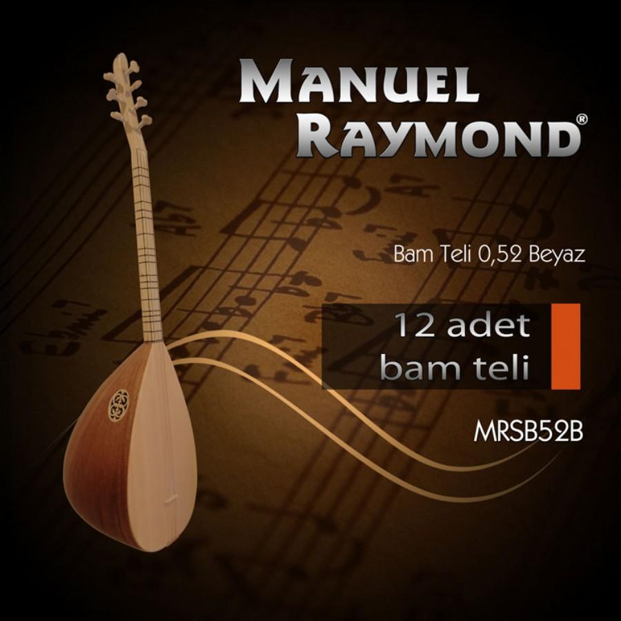 Manuel Raymond MRSB52B