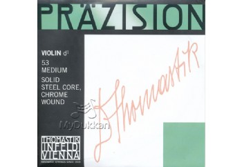 Thomastik Prazision Violin D-Re - Tek Tel