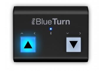 IK Multimedia iRig BlueTurn - iPhone, iPad, Mac ve Android için Bluetooth Sayfa Çevirici