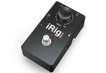 IK Multimedia iRig Stomp - iPad, iPhone, iPod Touch, Mac & Android için Gitar Arayüzü