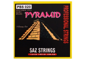 Pyramid PBS20 - Uzun Sap Saz Teli 020