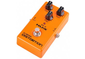 Nux DS-3 Classic Distortion - Distortion Pedalı