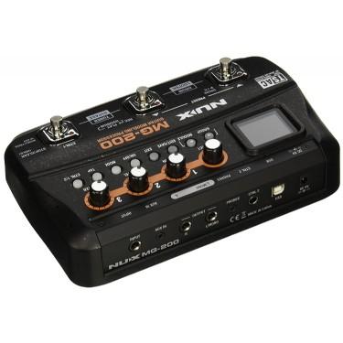 Nux MG-200 Guitar Modeling Processor