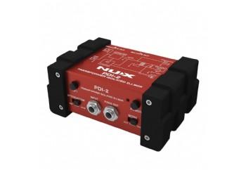 Nux PDI-2 Transformer Isolated DI Box - Aktif DI Box