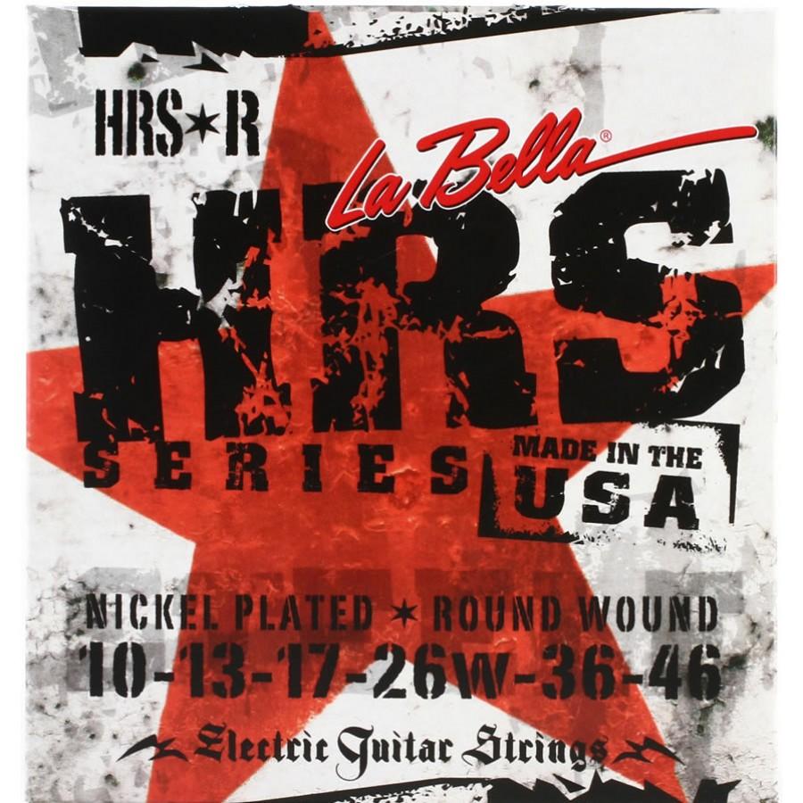 La Bella HRS-R Nickel Rounds Regular