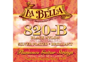La Bella Elite 820B Takım Tel - Flamenko Gitar Teli