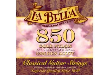 La Bella Golden Alloy LB-850 Takım Tel - Klasik Gitar Teli