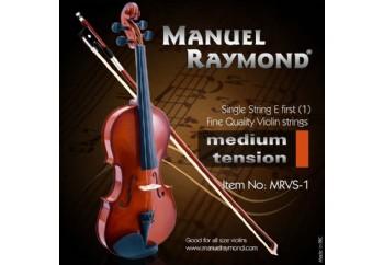 Manuel Raymond MRVS1 E (Mi) - Tek Tel - Keman Teli