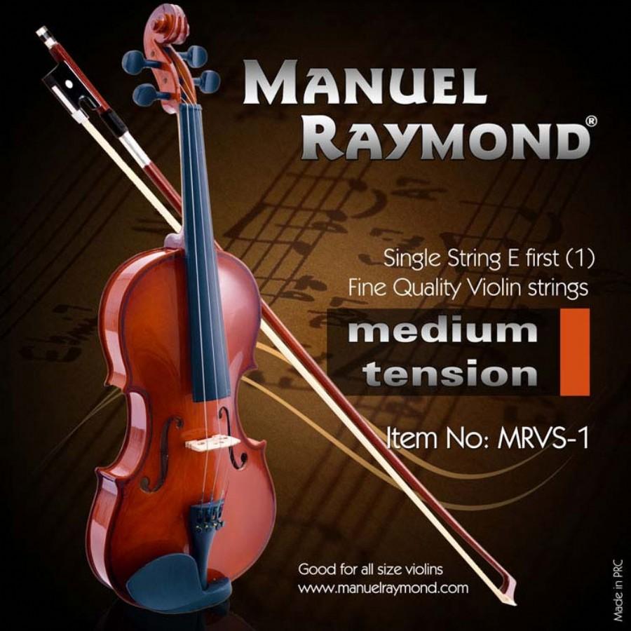 Manuel Raymond MRVS1