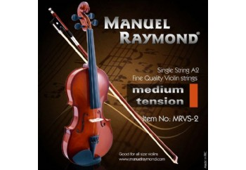 Manuel Raymond MRVS2 A (La) - Tek Tel - Keman Teli