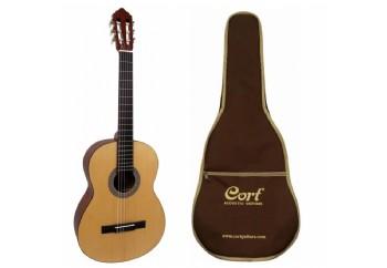 Cort AC100 - Taşıma Çantalı OPW - Klasik Gitar