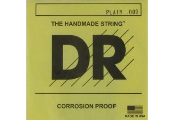 DR Plain Steel Single Electric Guitar String PL013 - Elektro Gitar Teli (Tek Tel)