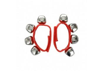 Jinbao JB1043 Wrist Bells Kırmızı - Çıngıraklı Bell