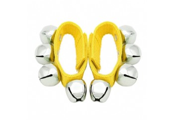 Jinbao JB1043 Wrist Bells Sarı - Çıngıraklı Bell