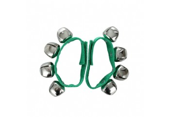 Jinbao JB1043 Wrist Bells Yeşil - Çıngıraklı Bell