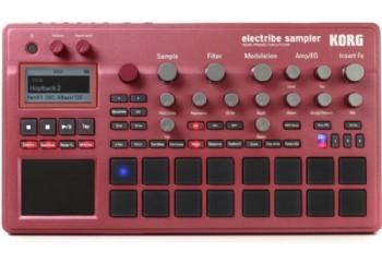 Korg Electribe-2 Sampler - Kontroller & Sequencer