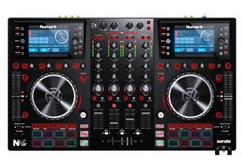 Numark NVII Intelligent Dual-Display controller for Serato DJ - DJ Controller