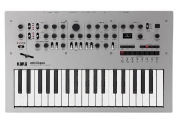 Korg Minilogue Polyphonic Analogue Synthesizer - Analog Synthesizer