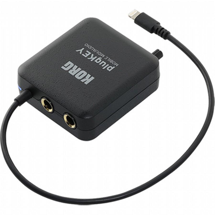 Korg plugKEY Mobile MIDI/Audio Interface