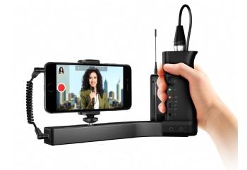 IK Multimedia iKlip AV - Audio/Video için Akıllı Telefon Yayın Standı