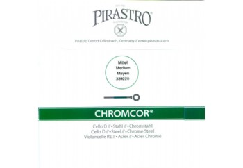Pirastro Chromcor Cello D-Re Tek tel - Çello Teli