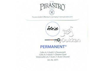Pirastro Permanent Cello A (La) - Tek Tel - Çello teli
