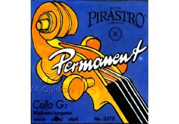 Pirastro Permanent Cello G (Sol) - Tek Tel