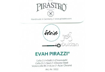 Pirastro Evah Pirazzi cello Tek Tel - D (Re) - Çello teli