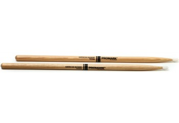 ProMark TX7AN 7A Nylon Tip Hickory Drumsticks - Baget