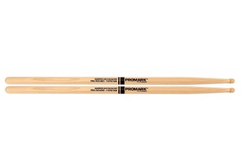 Promark TXPR7AW American Hickory Pro-Round Wood Tip - Baget
