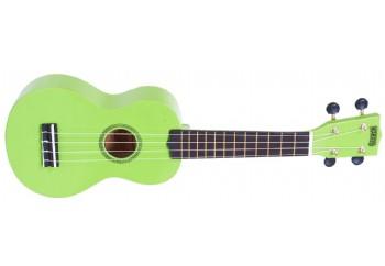 Mahalo MR1 Soprano Ukulele GN - Yeşil - Soprano Ukulele