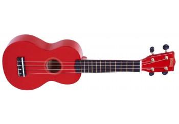 Mahalo MR1 Soprano Ukulele RD - Kırmızı - Soprano Ukulele