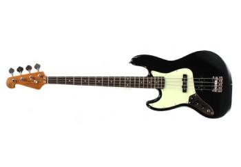 SX SJB62+/LH BK - Black - Solak Bas Gitar