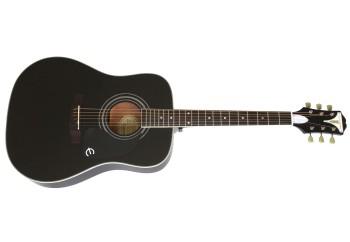 Epiphone Pro-1 Plus EAPPEBCH1 - Ebony - Akustik Gitar