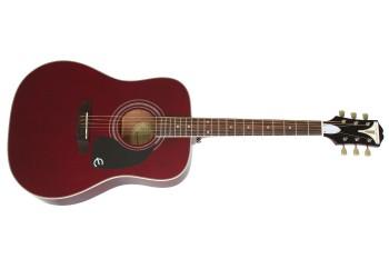 Epiphone Pro-1 Plus EAPPWRCH1 - Wine Red - Akustik Gitar