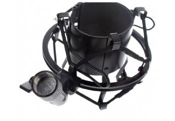 MXL 57 High-Isolation Microphone Shock Mount Black