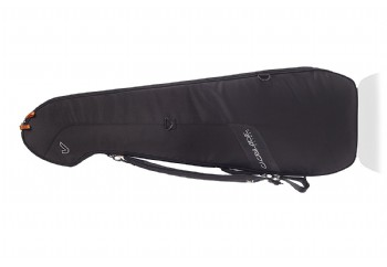Gruv Gear Sliver Guitar Bag for Electric Bass Siyah - Turuncu