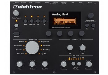 Elektron Analog Heat - Stereo Analog. Sound Processor