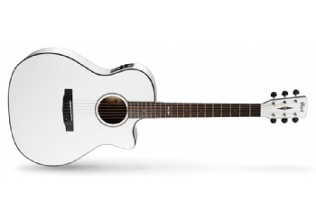 Cort Grand Regal Series GA5F Beyaz - Elektro Akustik Gitar